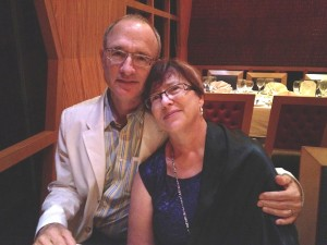MIKE AND MARY DICKE